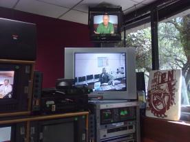 Foto 31 La ENCB conectada por videofonferenia