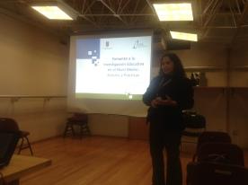 EI_16 Ponencia de Programas de Fomento a la Investigación Educativa