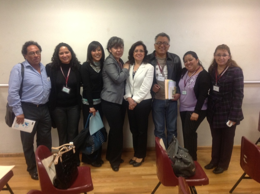 Participación de la RIIEEME en el Primer Encuentro de Investigación, CECyT 02